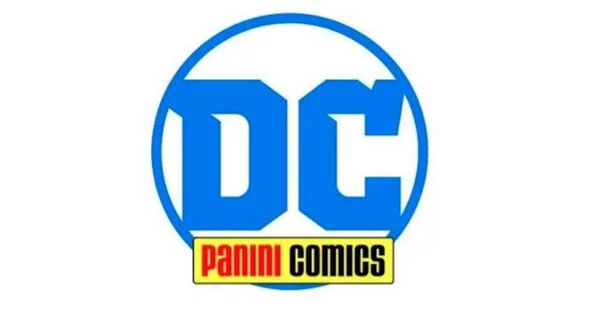 fumetti dc panini lucca comics 2020