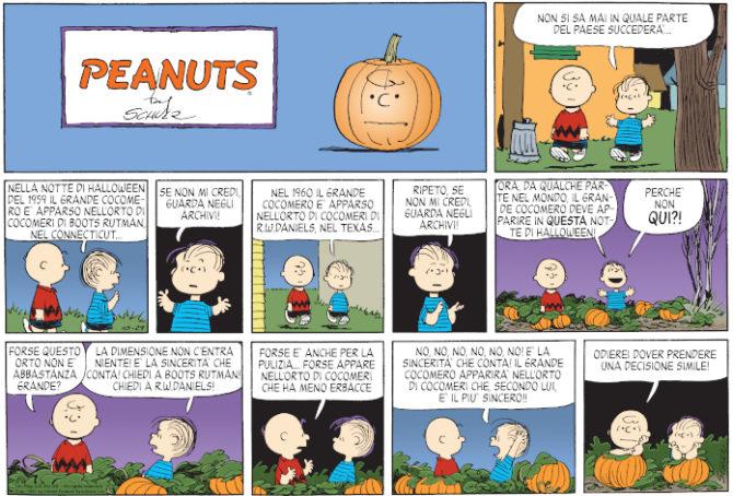 grande cocomero peanuts