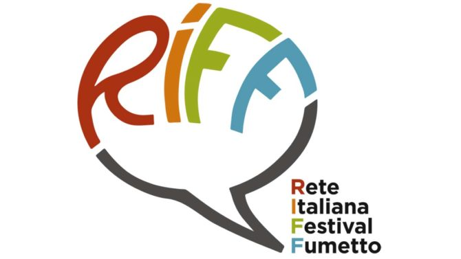 riff rete italiana festival fumetto