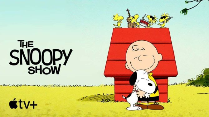 snoopy show trailer