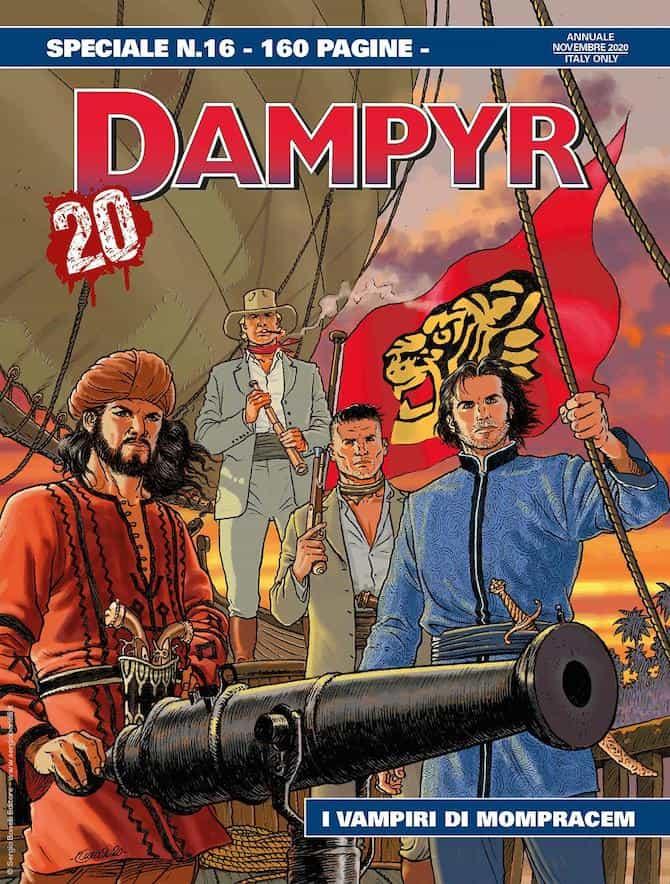 speciale dampyr 16