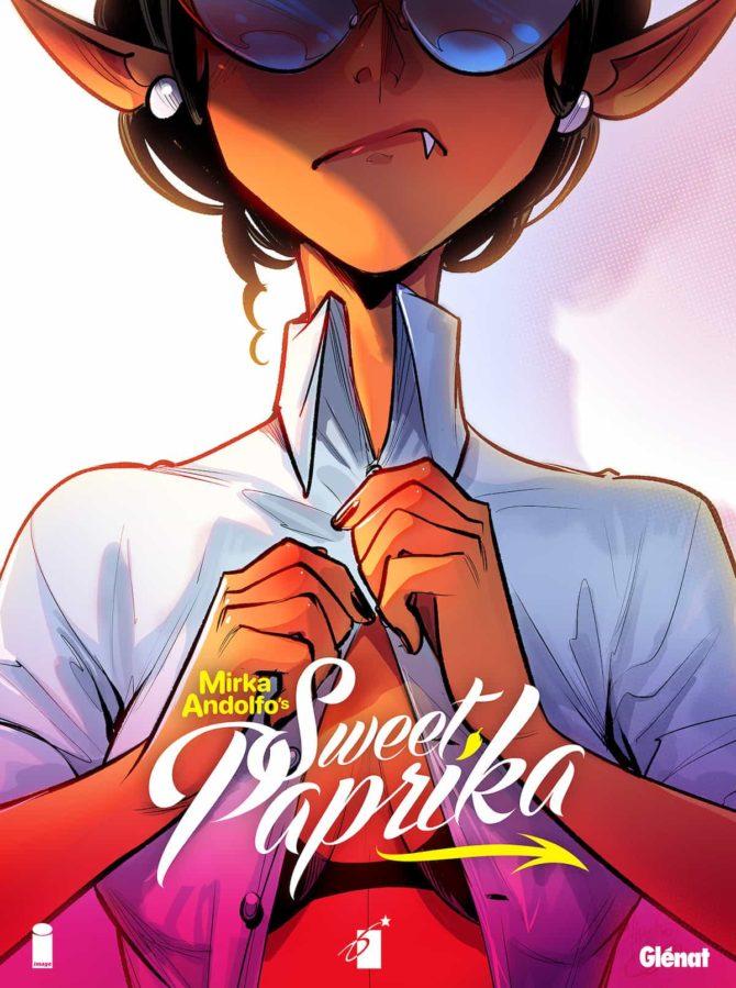 sweet parprika fumetto andolfo