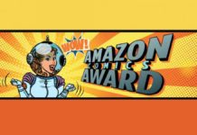 amazon comics award