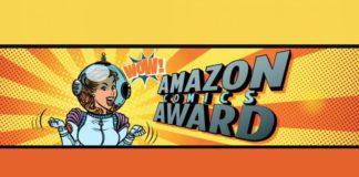 amazon comics award