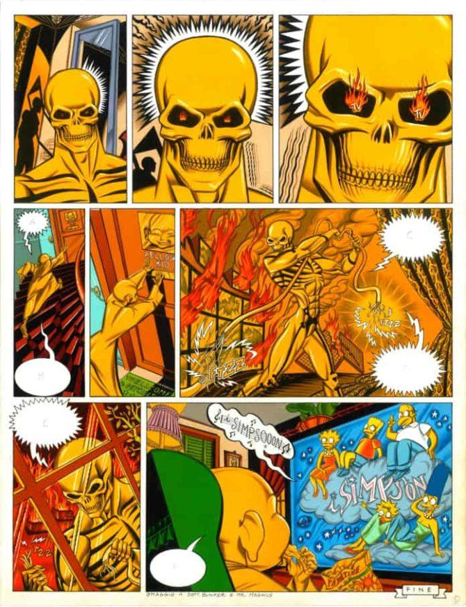 tavole quattordicesima asta urania giorgio carpinteri yellow kid