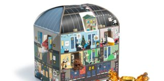 chris ware calendario avvento