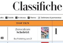 classifica zerocalcare piu venduto