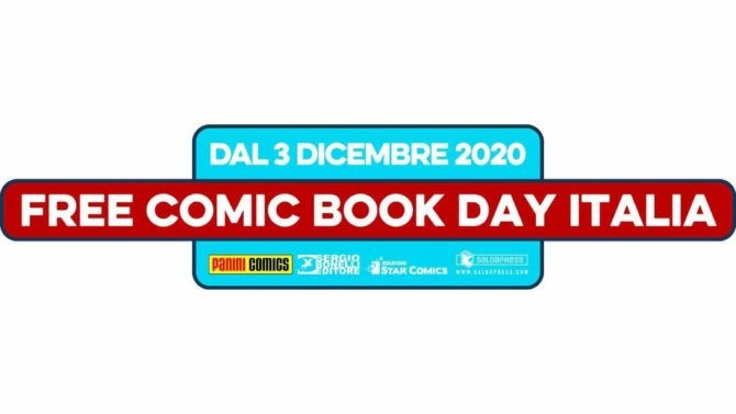 free comic book day italia 2020
