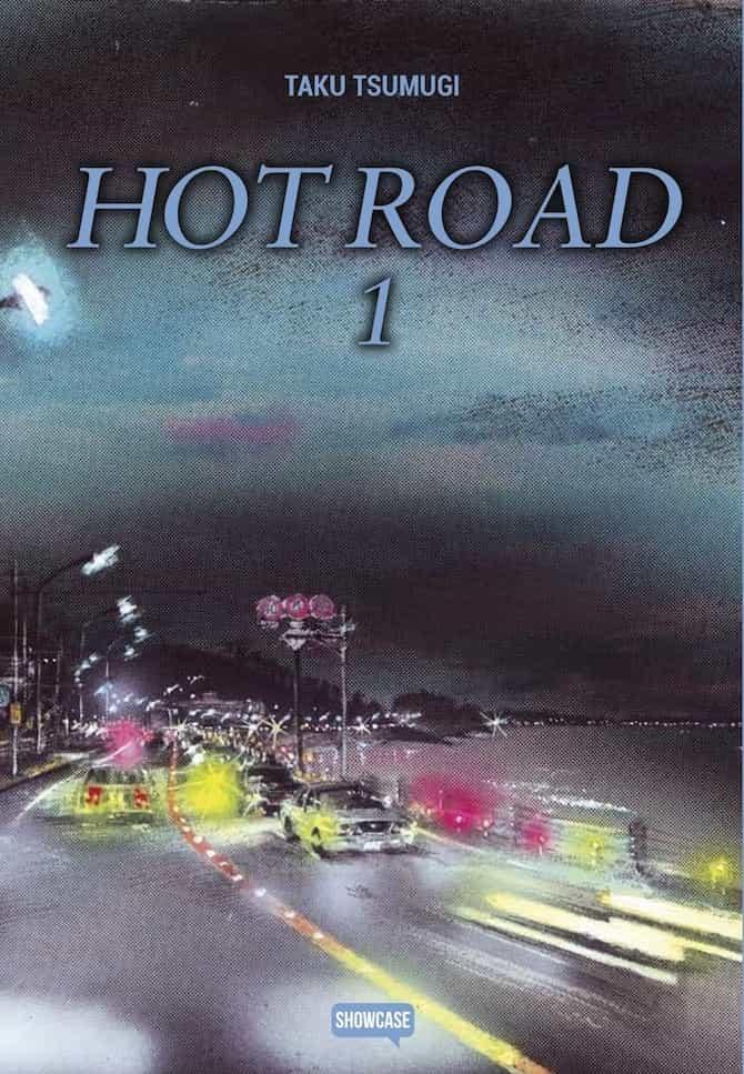 dynit manga novembre 2020 hot road