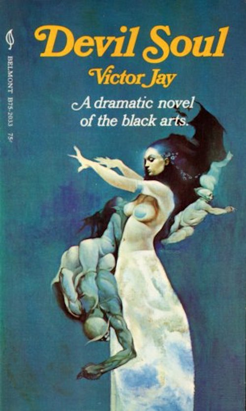Jeffrey Catherine Jones copertine
