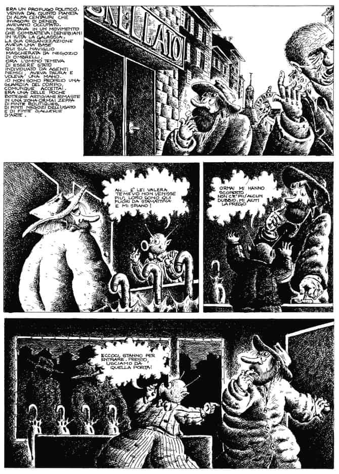 antologia elfo è la nebbia c he va storie milanesi