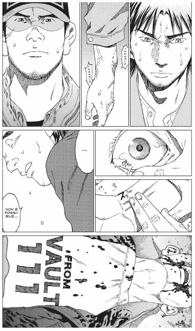 noise tetsuya tsutsui manga j-pop