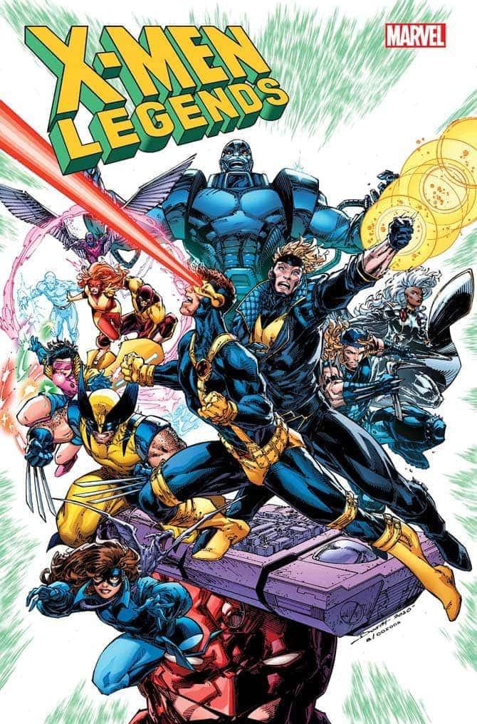 x-men legends marvel