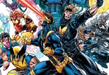 x-men legends marvel