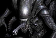 alien marvel comics