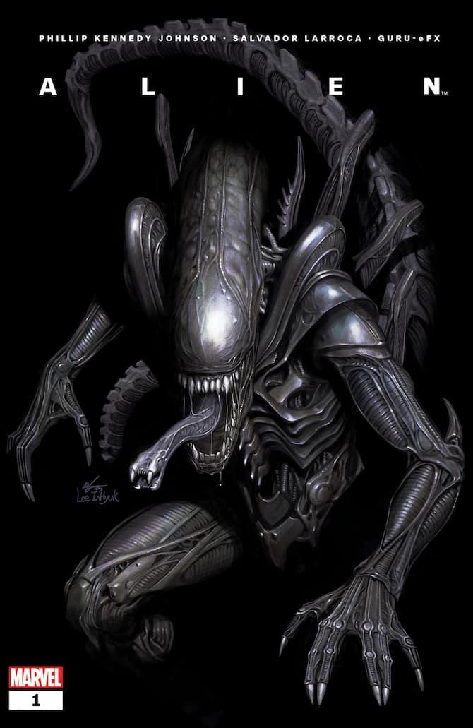 marvel alien fumetto