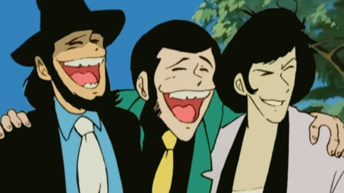 anime amazon prime video gennaio Lupin III