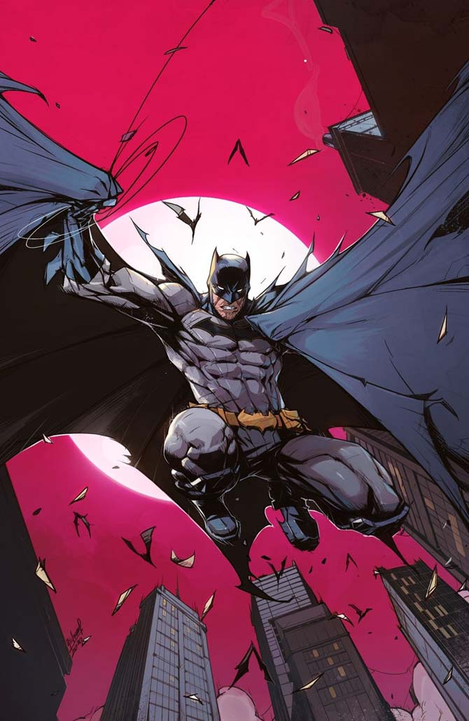 batman urban legends 1 fumetto dc