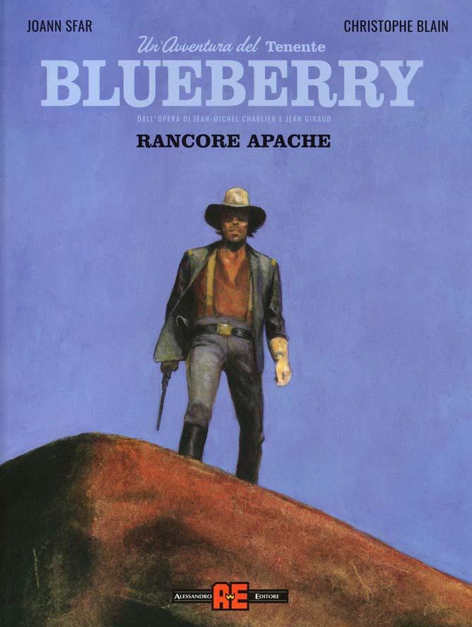 blueberry rancore apache migliori serie fumetti 2020