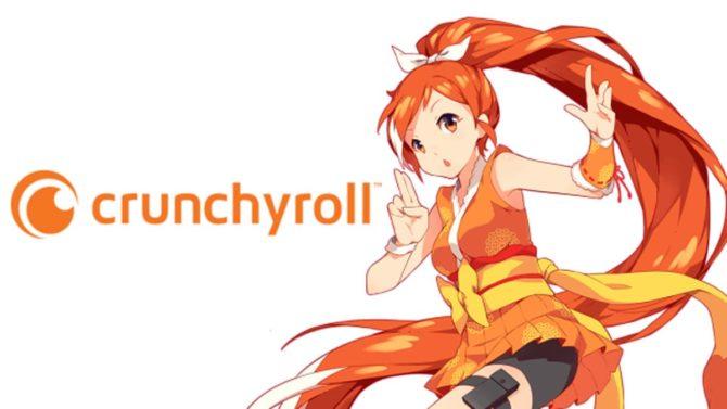 crunchyroll sony