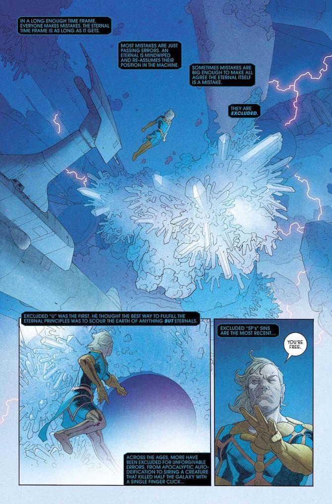 eterni marvel fumetti