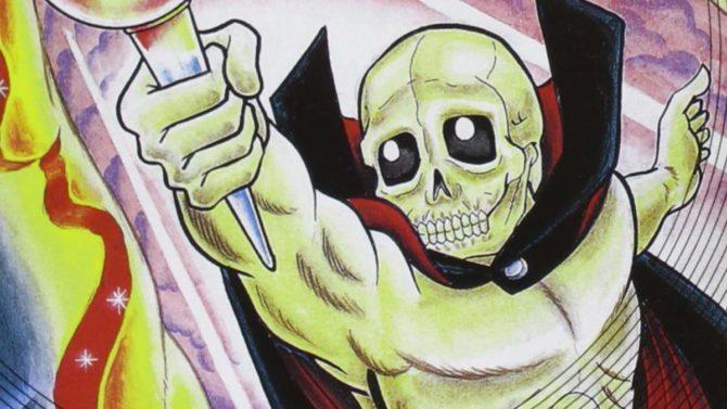 Daiji Kazumine morto fantaman manga
