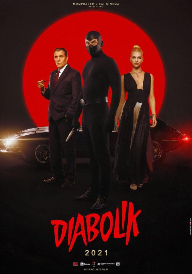 Diabolik film rimandato 2021