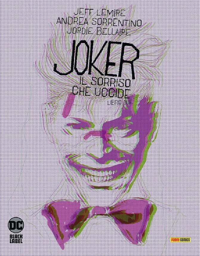 panini dc fumetti settimana joker