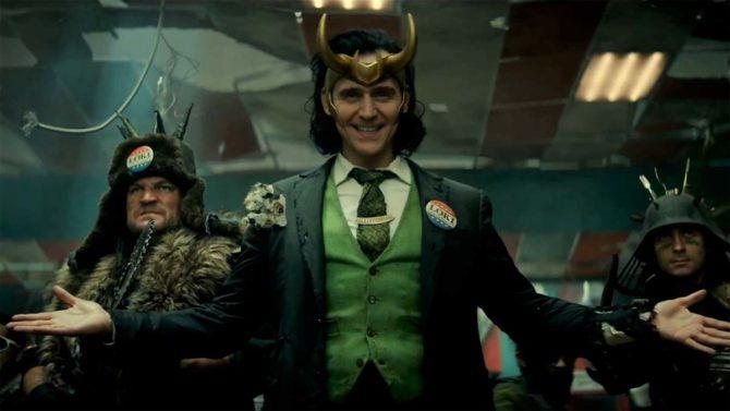 Loki: fuori il trailer della serie Disney Plus
