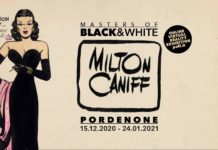 milton caniff mostra pordenone