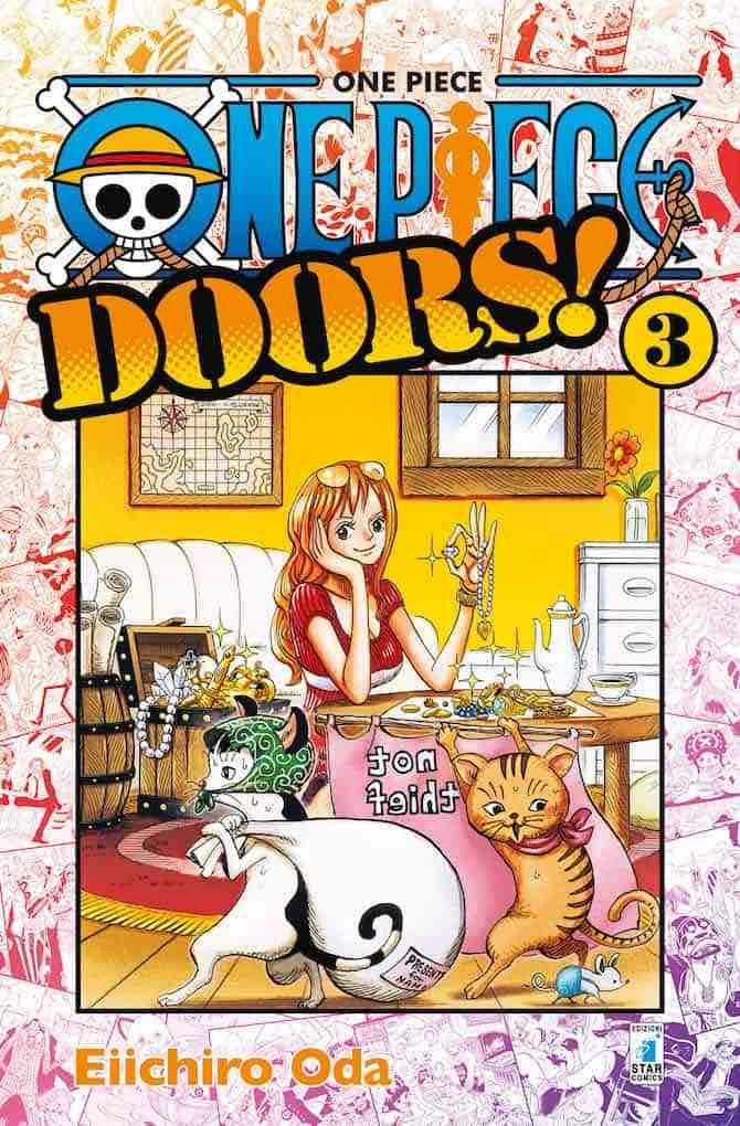 star comics fumetti settimana one piece doors!