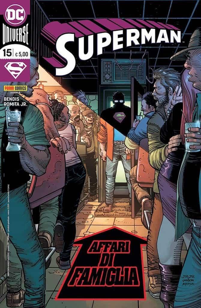 panini dc fumetti settimana superman