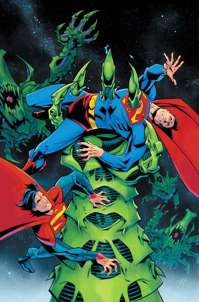 phillip kennedy johnson superman fumetto dc