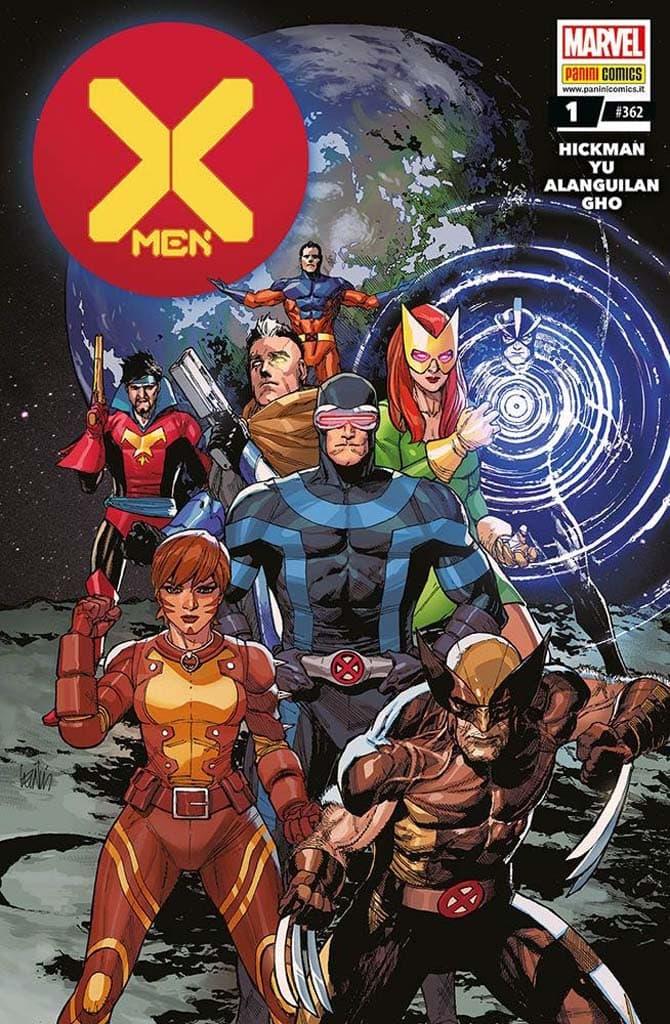 x-men hickman migliori serie fumetti 2020