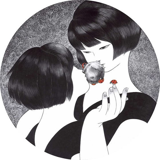illustrazioni Akino Kondoh