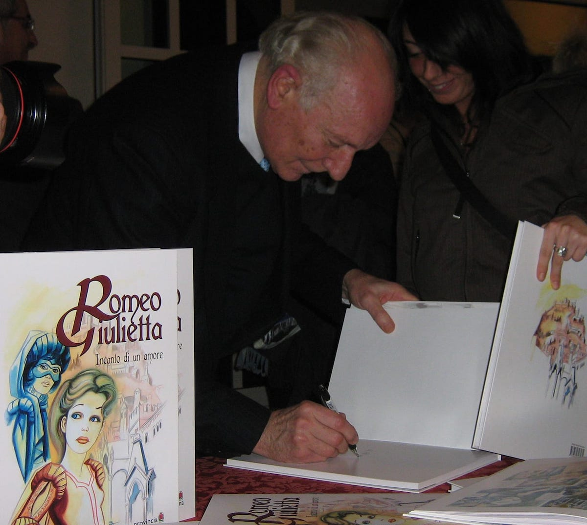 È morto Alberto Tosi, disegnatore del Vittorioso e del Giornalino - Fumettologica