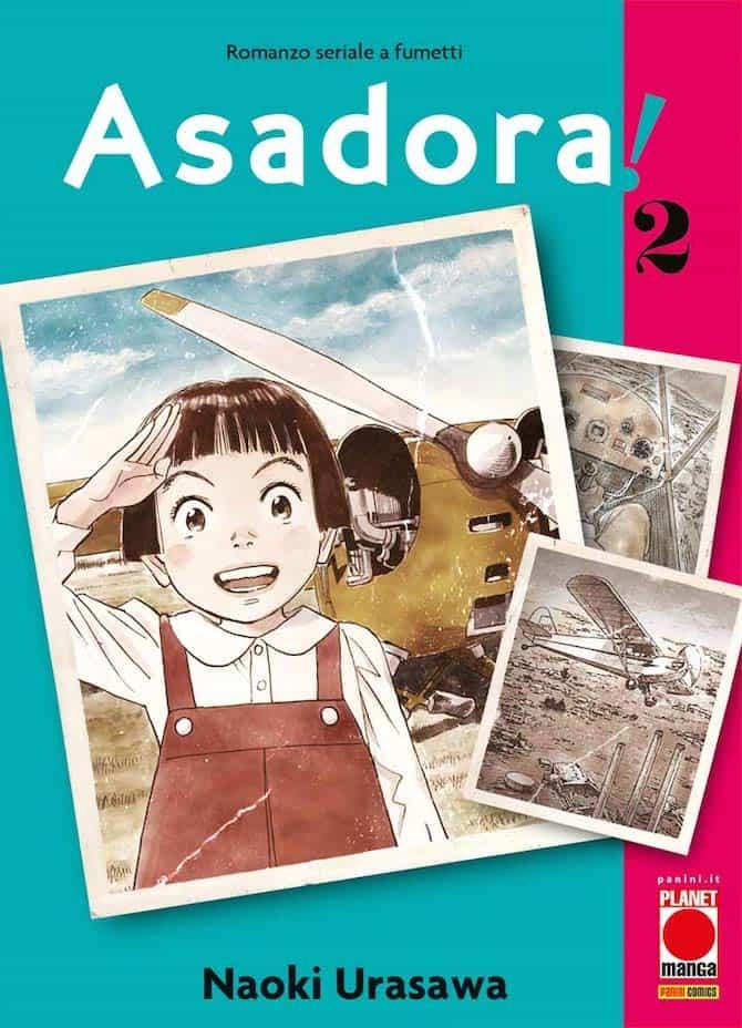 asadora 2 urasawa radar fumetti settimana