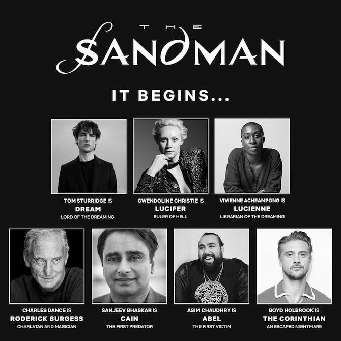 cast attori sandman serie tv netflix