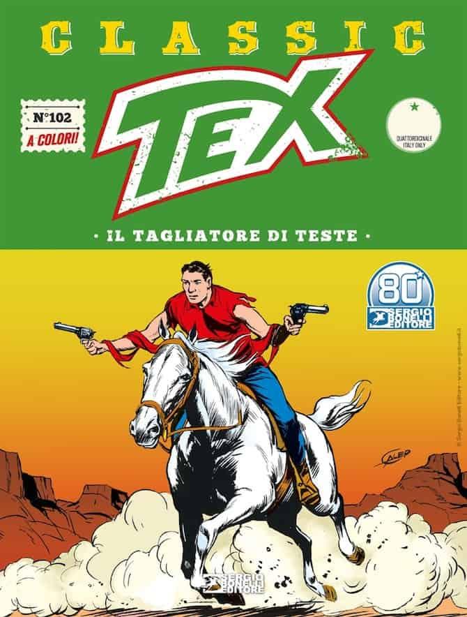 bonelli fumetti settimana tex classic