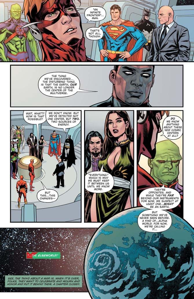 nuovo multiverso dc comics