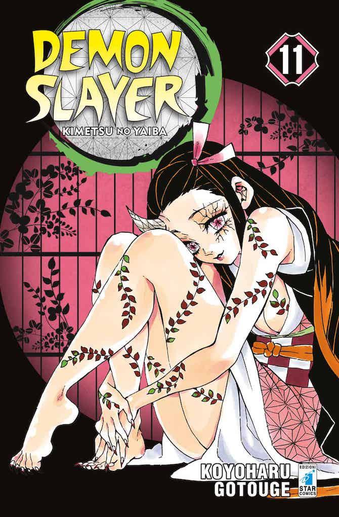 star comics fumetti settimana demon slayer