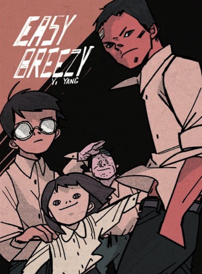 easy breezy fumetti bao marzo 2021