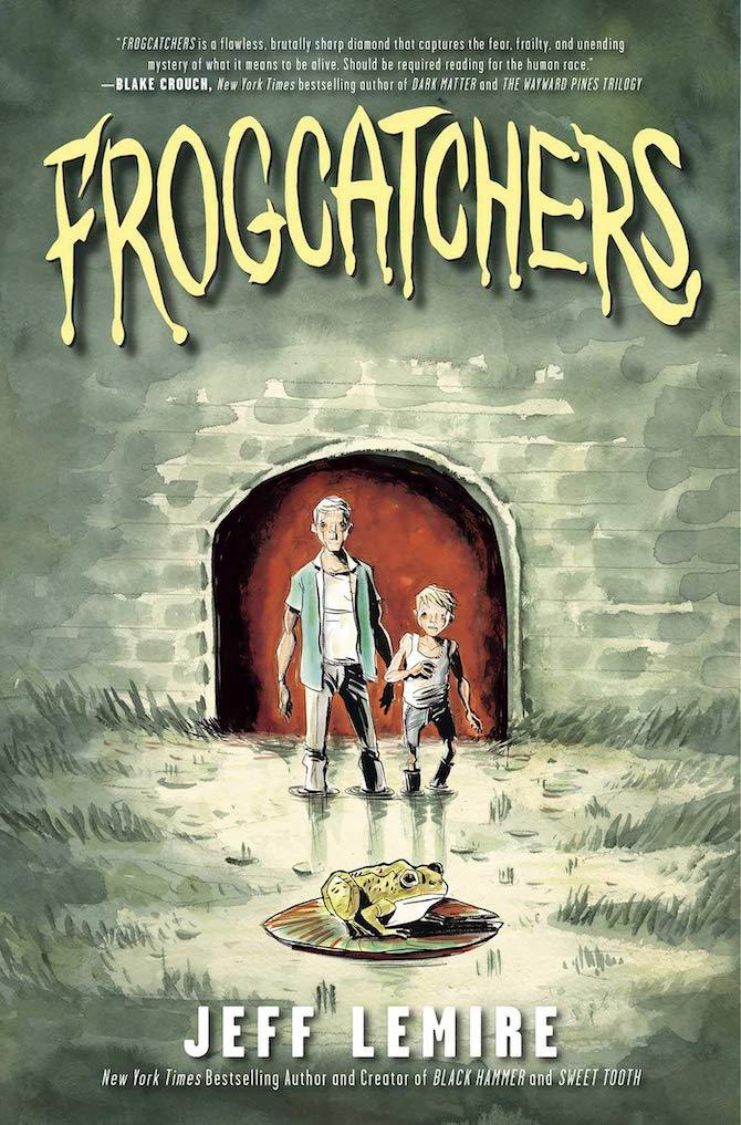 frogcatchers fumetti bao marzo 2021