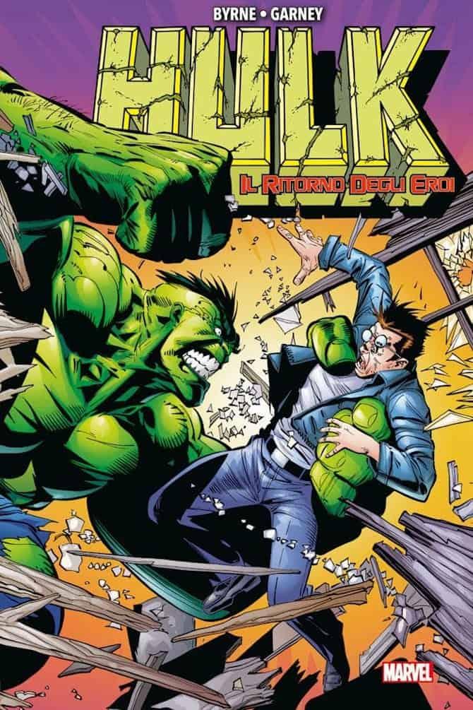 panini marvel fumetti settimana hulk