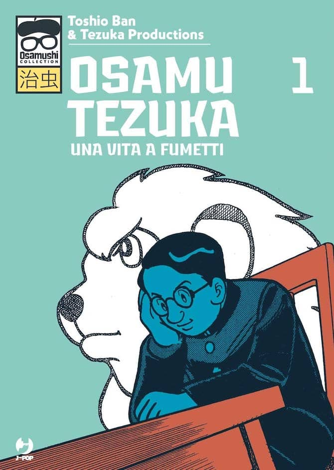tezuka vita a fumetti biografia manga