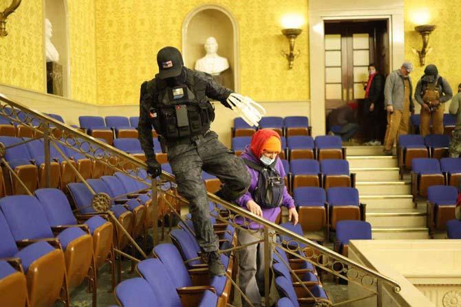 punisher congresso washington proteste