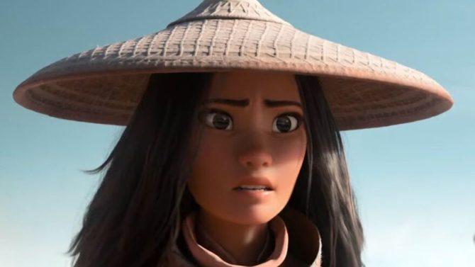 film animazione 2021 Raya e l'ultimo drago