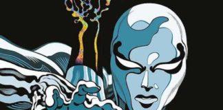 silver surfer nero