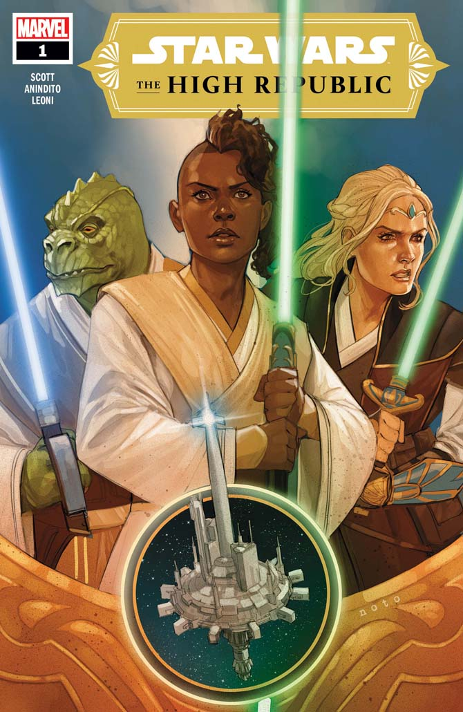 star wars high republic fumetti usa 2021