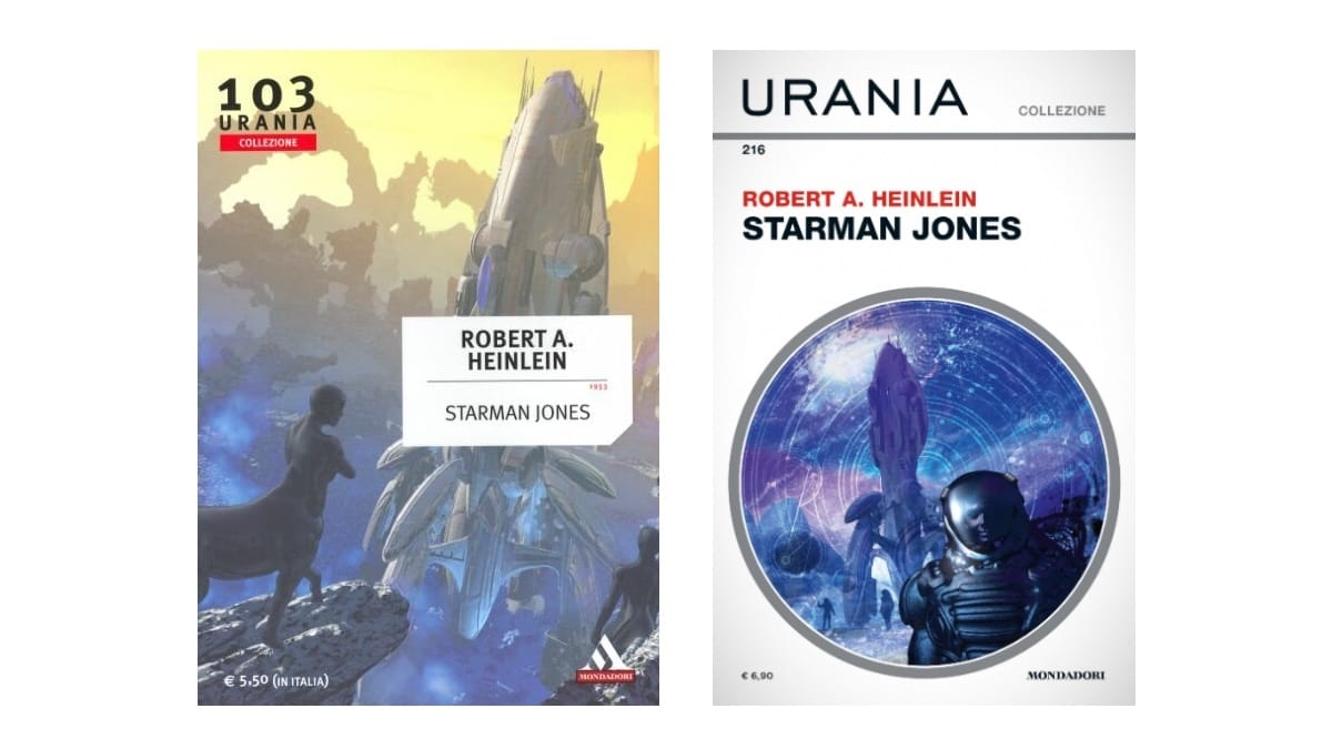 urania collezione starman jones heinlein
